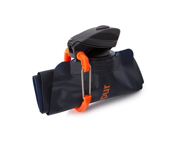 Cool Collapsible water container